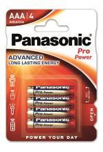PANASONI PRO POW AAA-LR3 X4