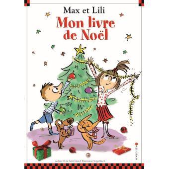 Max Et Lili Livre D Activites Mon Livre De Noel