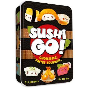 ASMODEE Sushi Go NEUF