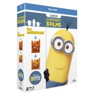 Minions/Despicable me 1&2 3D-Edition