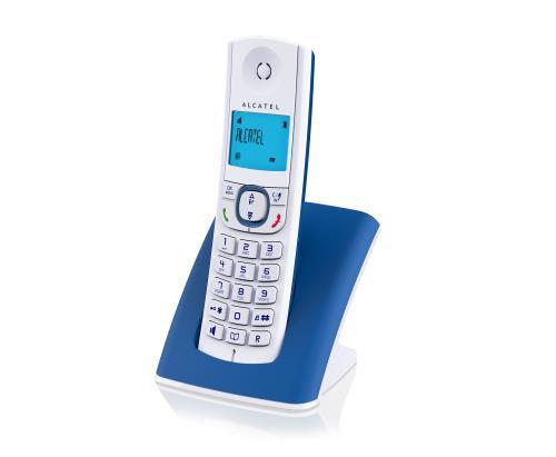 Alcatel F 570 Solo Bleu