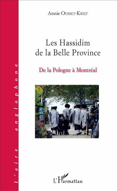 Les Hassidim de la Belle Province