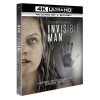 Invisible Man Blu-ray 4K Ultra HD