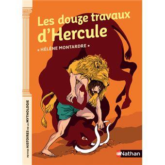 Douze travaux d'hercule - broché - Hélène Montardre