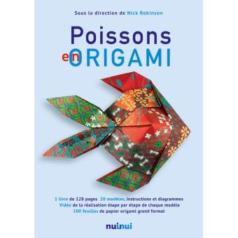 Poissons en origami