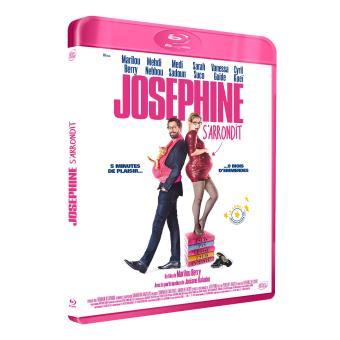 Joséphine s'arrondit Blu-ray