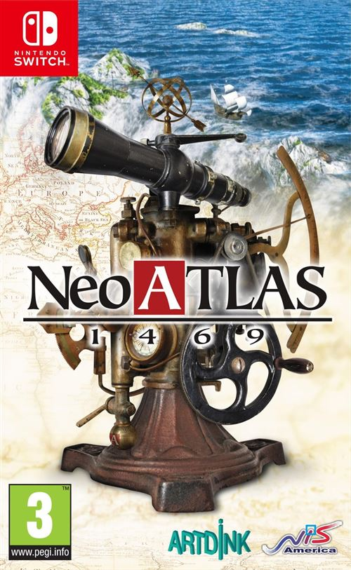 Neo Atlas 1469 Nintendo Switch