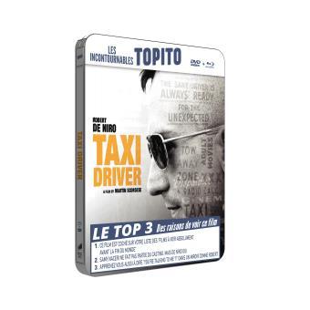 Taxi driver Boîtier métal Combo Blu-ray + DVD