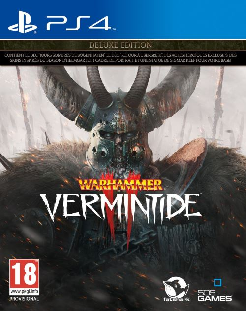 Warhammer Vermintide 2 Edition Deluxe PS4