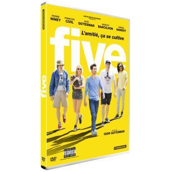 Five DVD