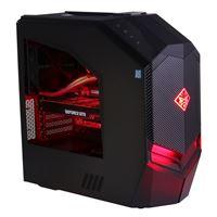HP Omen 880-198 I7-8700K/32GB/2TB+512GB/GTX 1080 8GB Desktop