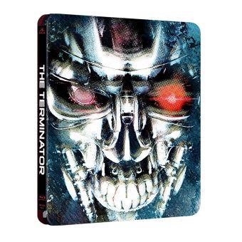 TerminatorTerminator Steelbook Edition Limitée Blu-ray