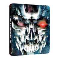 Terminator Steelbook Edition Limitée Blu-ray