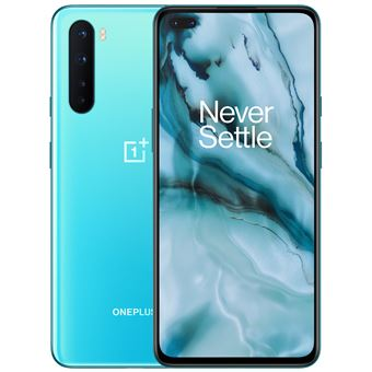 OnePlus Nord Smartphone Marble Blue 128 GB