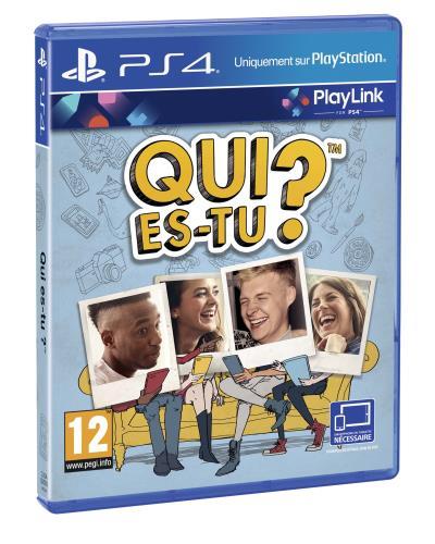 Qui es-tu ? PS4 - Gamme PlayLink