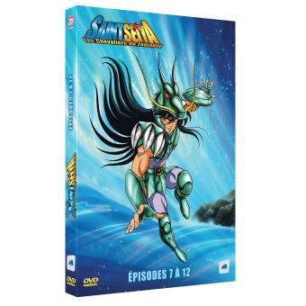 Les Chevaliers du ZodiaqueLes Chevaliers du Zodiaque Saison 1 Volume 2 DVD