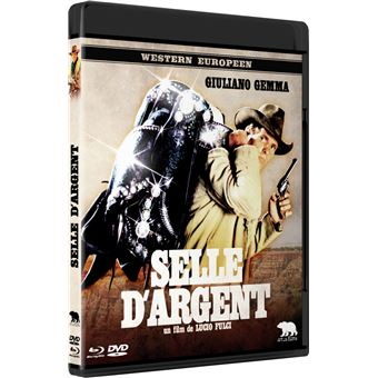 Selle d'argent Combo Blu-ray DVD