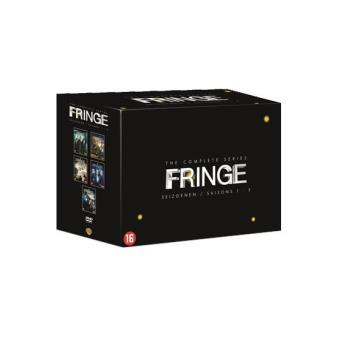 Fringe - The complete series DVD-Box