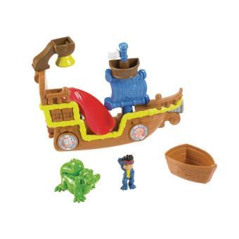 Set jeu pour le bain bateau Jake et les Pirates du Pays imaginaire ...