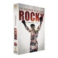 Rocky L'intégrale de la saga DVD