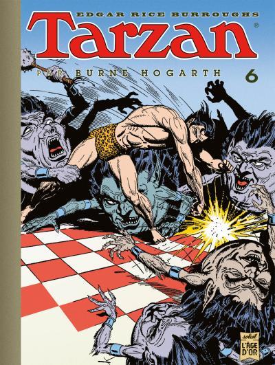 Tarzan (Par B Hogarth)
