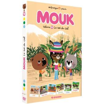 MoukMouk Volume 10 Le Roi du ciel DVD