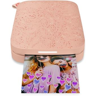 HP Sprocket 200 Blush Draagbare Fotoprinter Roos