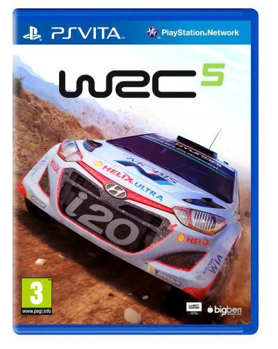 WRC 5 PS Vita