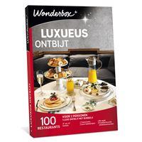 WONDERBOX LUXUEUS ONTBIJT