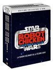 Robot Chicken : Star Wars Episodes I et II et III  DVD