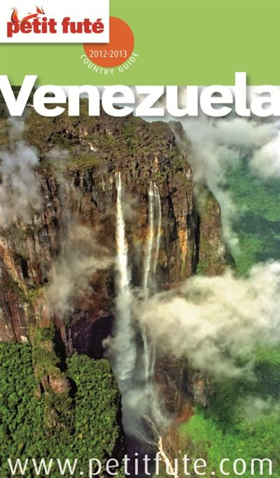 Venezuela 2012-2013 petit fute