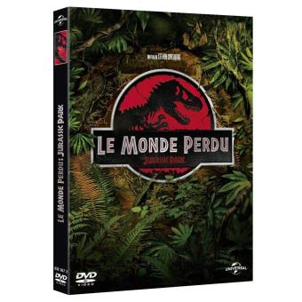 Jurassic ParkJurassic Park Le monde perdu DVD