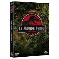 Jurassic Park Le monde perdu DVD