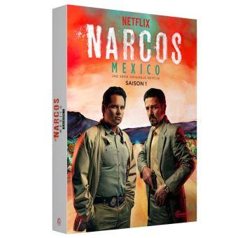 NarcosNarcos : Mexico Saison 1 DVD