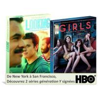 Coffret Girls Saison 1 et Looking Saison 1 DVD