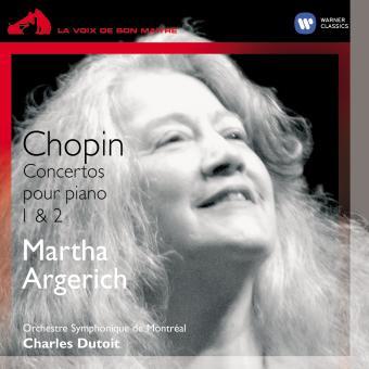 Concertos pour piano 1 et 2