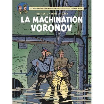 Blake et MortimerBlake & Mortimer - La Machination Voronov