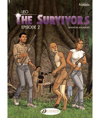 The Survivors - tome 2 Quantum anomalies