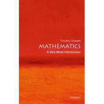 Mathematics A Very Short Introduction