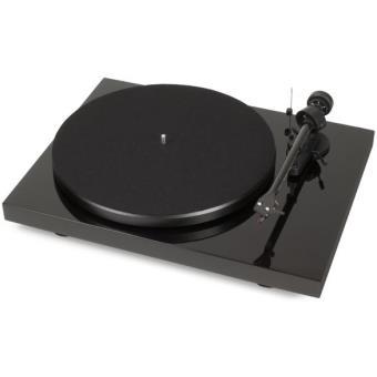 platine pro ject debut carbon dc noir platine vinyle achat prix fnac. Black Bedroom Furniture Sets. Home Design Ideas