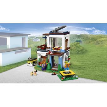 De Jeu Moderne La Construction Maison 31068 Lego Creator 43jR5AL