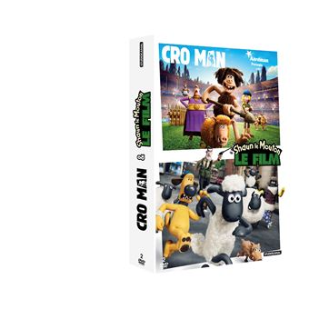 Coffret Aardman 2 films DVD