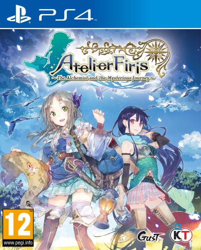 Atelier Firis : The Alchemist and the Mysterious Journey PS4