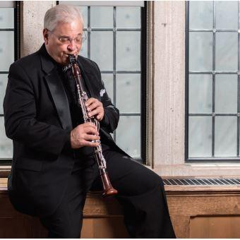 Concerto pour clarinette Musique de chambre avec clarinette