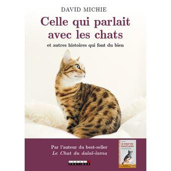 livres et lecture de développement personnel-celle qui parlait avec chats