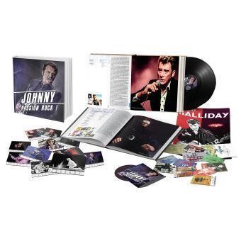 Johnny Passion Rock Exclusivité Fnac Inclus CD et livret