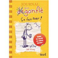Journal d'un dégonflé - tome 4 Ça fait suer !