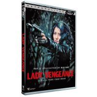Lady Vengeance DVD