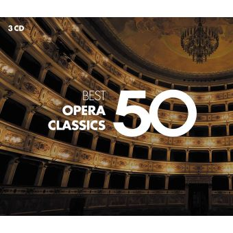 50 BEST OPERA/3CD