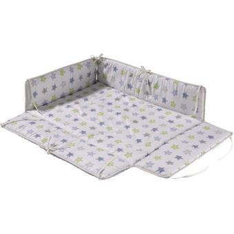 tour de parc geuther lucilee avec tapis pour parc 80 x 102. Black Bedroom Furniture Sets. Home Design Ideas